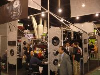 TREO Engineering Booth at CES 2006