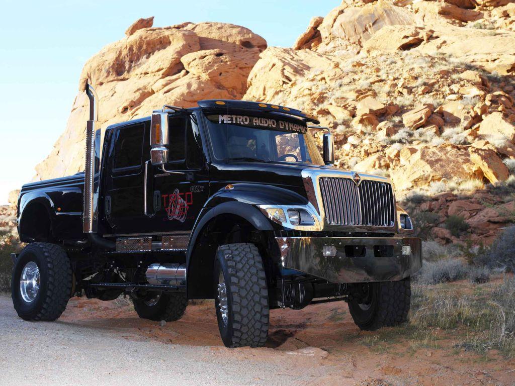 International Mxt Pickup Trucks For Sale