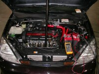 2001 Ford Focus ZX3 + Performance and Appearance Mods